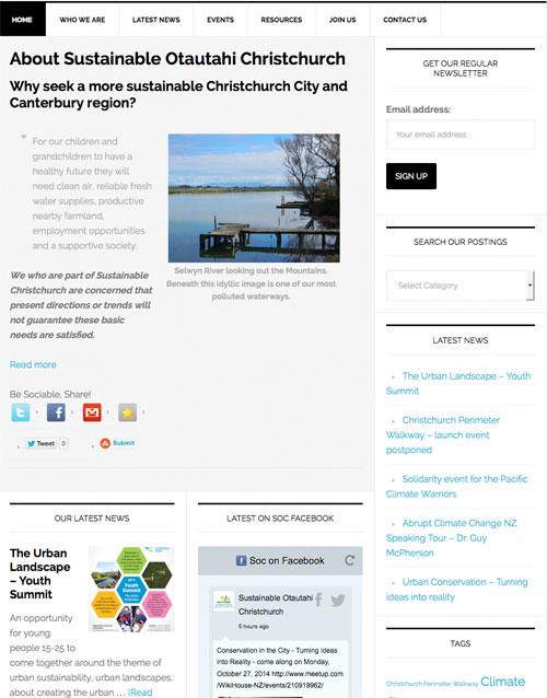 Sustainblechristchurch